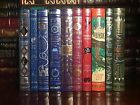 Children's Classics 10 Volume Leather Bound Matching Set New Sealed Collectibles