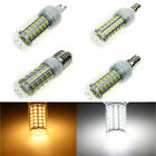 LED Corn Light Bulb Cover E27 G9 E14 GU10 E12  5730 5W 7W 9W 12W 15W SMD110 220V