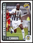 Mo Camara #125 Scottish Premier League Panini Sticker (C224)