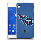 OFFICIAL NFL TENNESSEE TITANS LOGO SOFT GEL CASE FOR SONY PHONES 1