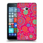 HEAD CASE DESIGNS PSYCHEDELIC PAISLEY SOFT GEL CASE FOR NOKIA PHONES 1