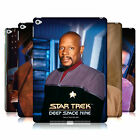 OFFICIAL STAR TREK ICONIC CHARACTERS DS9 HARD BACK CASE FOR APPLE iPAD
