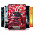OFFICIAL STAR TREK POSTERS INTO DARKNESS XII GEL CASE FOR APPLE SAMSUNG TABLETS