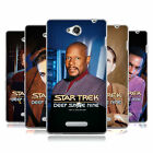 OFFICIAL STAR TREK ICONIC CHARACTERS DS9 SOFT GEL CASE FOR SONY PHONES 3