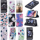 Hot Card Slot Flip Stand Magnetic Wallet Leather Case Cover For Various Phones
