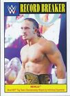 #20 NEVILLE 2016 Topps WWE Heritage RECORD BREAKER MOST TAG CHAMP REIGNS BY INDI