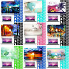 """Beautiful View Painting Hard Matte Case Cover for Macbook Pro 13""""/15""""Air 11""""/12"""""""
