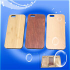 Luxury Natural Wood Real Wood Protector Hard Case Cover Back For iPhone 6 6s New