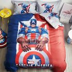 Avengers Doona Covers 100% Cotton Queen/King Bed Size Quilt/Duvet Cover Set