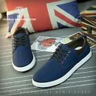 England Men Sneakers Breathable Canvas Recreational Elevator Casual Shoes New