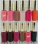L'Oreal Paris loreal Colour Riche Nail Polish 5ml choose your shade