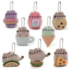 "PUSHEEN THE CAT 3"" MINI PLUSH TOY FIGURE You Choose OPEN Snack Time GUND RETIRED"