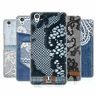 HEAD CASE DESIGNS JEANS AND LACES HARD BACK CASE FOR ONEPLUS X