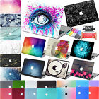 "60color Decal Rubberized Hard Case Keyboard Cover for Macbook Air 13"" Pro 13"" 15"