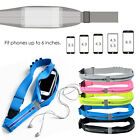 Water Resistant Reflective Fitness Workout&Running Belt  for iPhone Smart Phones