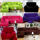 Latest Stretch Elastic Fabric Sofa Cover Pet Dog Sectional /Corner Couch Covers