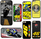 Moto GP Legend Valentino Rossi The Doctor 46 Phone Case Cover For iPhone Samsung
