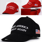 Donald Trump Make America Great Again Baseball Cap Adjustable Hat 2016 Election