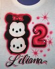 MICKEY MINNIE TSUM TSUM T SHIRT NEW PERSONALIZED INFANT & TODDLER