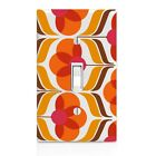 Retro Wall Paper Wall Plate Light Switch Plate Bedroom Bathroom Kitchen Home