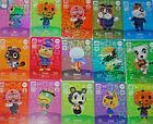 NEW amiibo - Animal Crossing - Series 2 Cards Pick Your Own 101-117 Nintendo 3DS