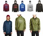 ThirtyTwo Pullover Fleece Coach Jacket or Rest Stop Jacket DWR
