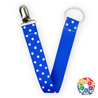 Newly Baby Dummy Pacifier Soother Nipple Leash Strap Chain Clip Holder