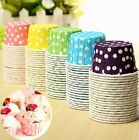 FD4050 Cake Baking Paper Cup Cupcake Muffin Cases Candy Nut Snack Home Party ♫