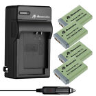 NB-13L NB13L Battery + Charger for Canon PowerShot G7X G9X G