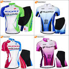 Lovers' Clothes Cycling Bike Jersey Shorts Set Bicycle Clothing Short Sleeve Kit
