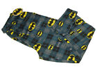 "NWT DC COMICS HEROES BATMAN PAJAMA LOUNGE PJ SLEEP PANTS MENS L (36""-38"")"