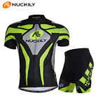 Men's Bike Short Sleeve Clothing Bicycle Sports Wear Cycling Jersey Shorts Pants
