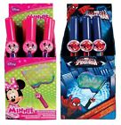 Giant Bubble Stick Spiderman / Minnie Mouse Bubble Sword Outdoor Play Activities