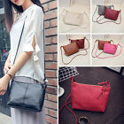 Womens Leather Handbag Shoulder Lady Crossbody Bags Tote Messenger Satchel Purse