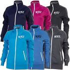 Nike Women's Full Zip Tracksuit Sports Activewear Gym Casual Running Jackets