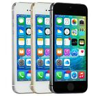 Apple iPhone 5s 32GB Smartphone - Gray Silver Gold - GSM Factory Unlocked 4G A