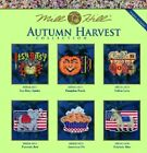 Mill Hill - Autumn Harvest 2016 Ornament/Magnet -Multiple Designs to Choose From