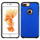 For Apple iPhone 7 & 7 PLUS HARD Astronoot Hybrid Rubber Silicone Case Cover