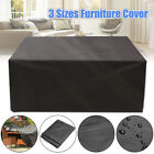 Outdoor Furniture Cover Water Resistant Patio Garden Wicker Sofa Couch Cover PVC