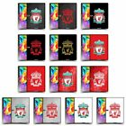 OFFICIAL LIVERPOOL FC LFC CREST 1 HARD BACK CASE FOR SAMSUNG TABLETS
