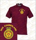 HMS CUMBERLAND Embroidered Polo Shirts