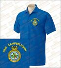 HMS CAMPBELTOWN Embroidered Polo Shirts
