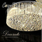 K9 Crystal Ball Chandelier Pendant Lamp Ceiling lighting Light Dining Rm F30