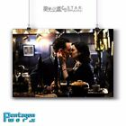 THE DEEP BLUE SEA Movie Poster 12x17 8x12 5x7 HQ pic Tom Hiddleston Rachel Weisz