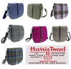 New Womens Ladies Fashion Harris Tweed Small Beauly Shoulder Bag in 8 Colours