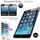 Premium Real Tempered Glass HD Screen Protector For iPad 2 3 4 Air Mini Pro <br/> USA Seller ✔ Fast Free shipping ✔ Over 8000 SOLD ✔