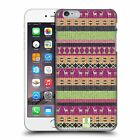 HEAD CASE DESIGNS KNITTED CHRISTMAS BACK CASE FOR APPLE iPHONE 6 PLUS / 6S PLUS