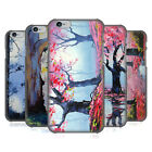 OFFICIAL GRAHAM GERCKEN TREES HARD BACK CASE FOR APPLE iPHONE PHONES
