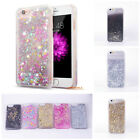 Chic Dynamic Liquid Glitter Star Quicksand Hard Case for iPhone 7 6 6s Plus 5 SE