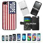Внешний вид - Apple iPhone 6 / 7 Plus+Samsung Galaxy S6 / S7+STYLUS- Dope American Flag Case